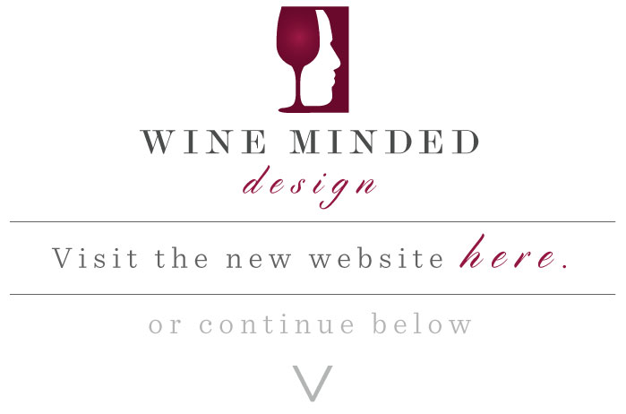 Website Design, Winery Labels, Email Marketing, Design Service, Marketing, Wine Minded Design